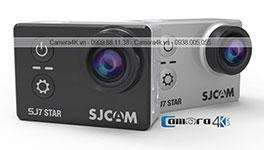 Đánh giá chất lượng camera hành động SJCAM SJ7 Star: quay phim 4K, chống rung, chống giật khá tốt