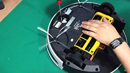 Sửa Chữa Máy Robot Hút Bụi Lau Nhà Thông Minh Xiaomi, ILife, Irobot, Ecovacs Uy Tín Tại TP.HCM Phụ Tùng Chính Hãng