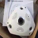 Camera ip VR cam xoay 360 độ - gắn trần nhà