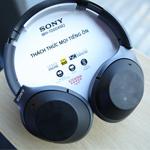 Sony giới thiệu 3 tai nghe không dây sử dụng công nghệ chống ồn
