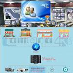 Giải pháp xem camera bằng nhiều màn hình Tivi, từ xa