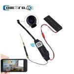 Camera siêu nhỏ - Đánh giá Camera Mini ngụy trang siêu nhỏ V99 HD