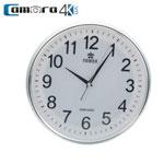 Đồng Hồ Hismart Clock IP HD 1080P Dạng Tròn