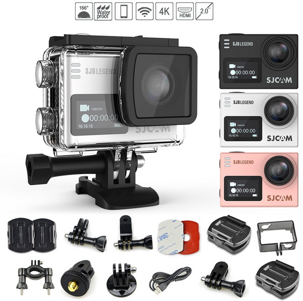 Một Số Điểm Nổi Bật Về Camera Thể Thao Sjcam Sj6 Legend