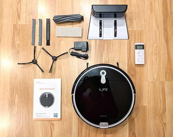 Hướng Dẫn Sử Dụng Thực Tế Robot Hút Bụi Thông Minh iLife A8