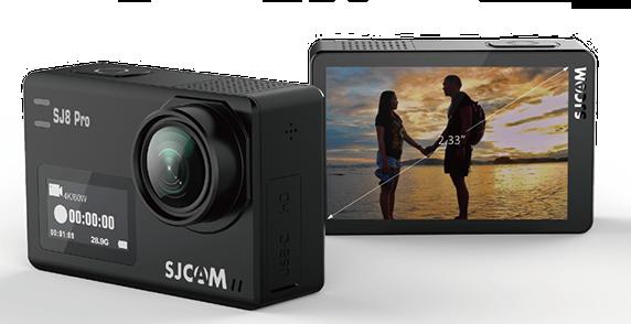 Camera Thể Thao Sjcam Sj8 Pro Và 10 Điểm Đáng Mua