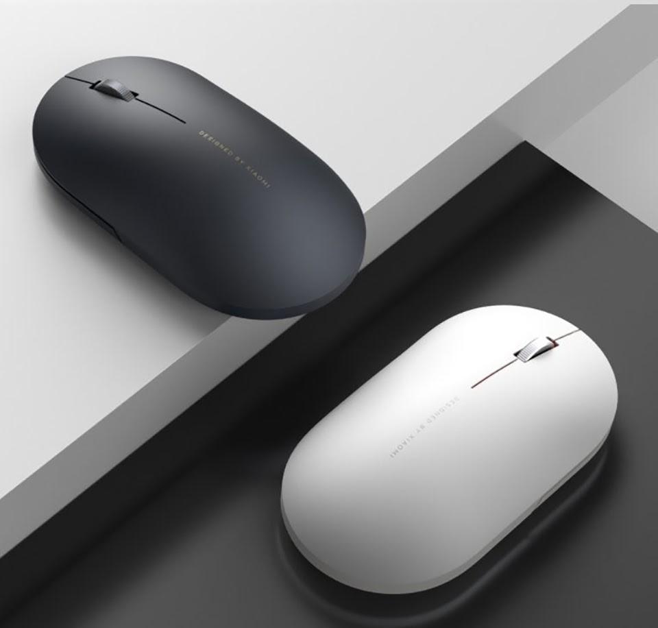 Xiaomi Ra Mắt Chuột Không Dây Mới, Mỏng Hơn, Pin Dùng Lâu Hơn, Giá Chỉ 195 Ngàn