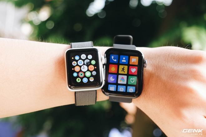 Trên Tay Xiaomi Mi Watch: Chiếc Apple Watch Của Thế Giới Android, Tuy Nhiên Chưa Nên Mua Ở Thời Điểm Hiện Tại