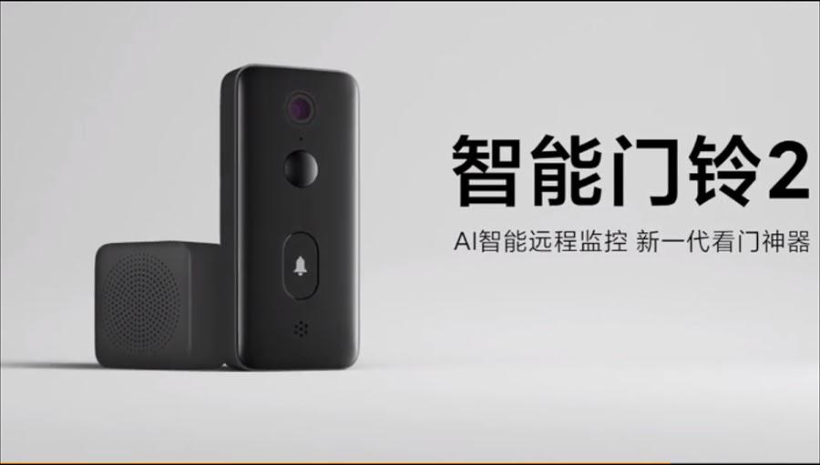 Xiaomi Sẽ Ra Mắt Chuông Cửa Thông Minh MIJIA 2 Vào Ngày 11 Tháng 3, Giá Chỉ Từ 680 Nghìn Đồng