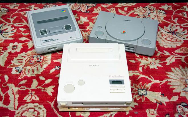 Máy Chơi Game Con Lai Của Sony Và Nintendo Vừa Được Bán Với Giá 8,3 Tỷ Đồng