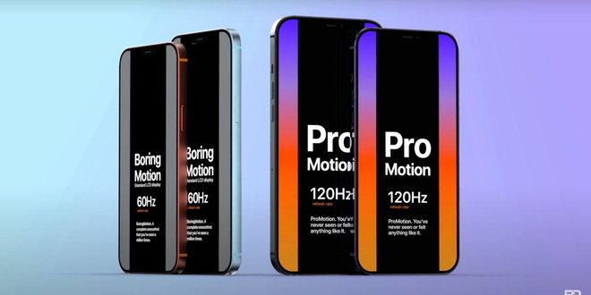 IPhone 12 Pro Sẽ Có Màn Hình ProMotion 120Hz, Pin Lớn Hơn, Face ID Cải Tiến Và Camera Zoom Quang 3X
