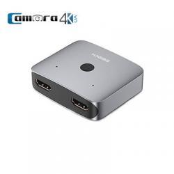 Adapter Chuyển Đổi 2 Chiều HDMI Hagibis HD0102 Chính Hãng Gía Rẻ