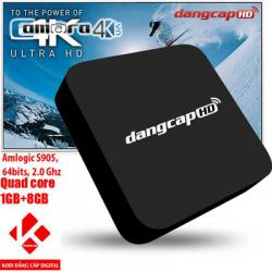 Android Box TV DangcapHD D7 Pro