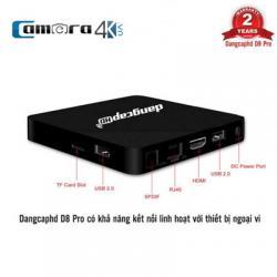 Android Box TV DangcapHD D8 Pro