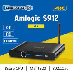 Android Box TV Himedia A5