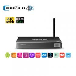 Android TV Box Himedia H8 Lite RK3368 Android 5.1 4K Biến TV Thành Android TV