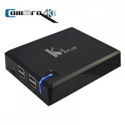 Android Tv Box K1 Plus 4K Amlogic S905 Quad core 64-bit