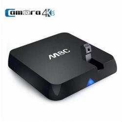 Android TV Box M8C+ Camera 5.0MP, Amlogic 802 Quadcore
