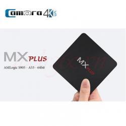 Android TV Box MX Plus Quad Core Amlogic S905 2G / 8G ROM