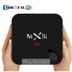 Android Tv Box MXIII 2GB RAM 8GB ROM 4K