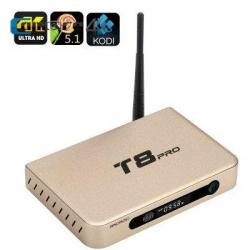 Android TV Box T8 Pro, RAM 2GB, Android 5.1