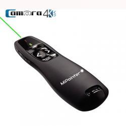 Bút Trình Chiếu PowerPoint MiPointer Laser Xanh, Hỗ Trợ Giảng Dạy Trình Chiếu Slide PowerPoint