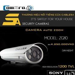 CAMERA Auto Zoom 5A ZQ10