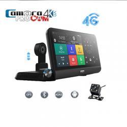 Camera Hành Trình Cao Cấp Dành Cho Oto Procam T98 Pro Mini Thế Hệ 2, Phiên Bản 8 Inch, Adas, Định Vị, Phát Wifi 4G, Dẫn Đường Full Tính Năng