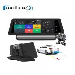 Camera Hành Trình Cao Cấp Dành Cho Oto Procam T98 Pro Phiên Bản 10 Inch, Adas, Định Phí, Phát Wifi 4G, Dẫn Đường Full Tính Năng