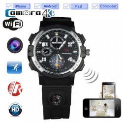 Camera IP Đồng hồ đeo tay Hismart Watch HS32