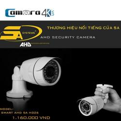 CAMERA IP Smart AHD 5A HDZ6