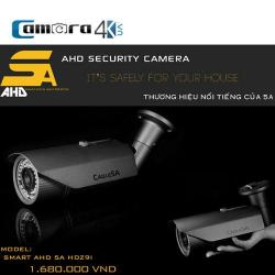 CAMERA IP Smart AHD 5A HDZ9I