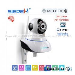 Camera IP thông minh Wifi Siepem IP S6211Y