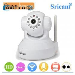 Camera IP thông minh Wifi Sricam SP005