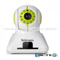 Camera IP thông minh Wifi Sricam SP006