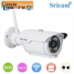 Camera IP thông minh Wifi Sricam SP007 Onvif 720P