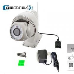 Camera IP thông minh Wifi Sricam SP008 Onvif 720P Zoom 5X