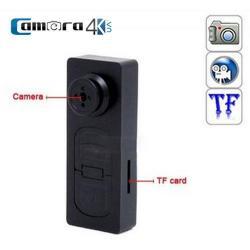 Camera Nút Áo S918 HD