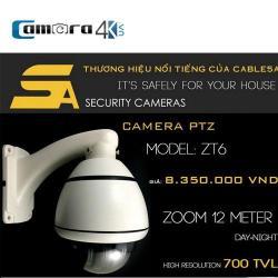 Camera PTZ 5A - ZT6