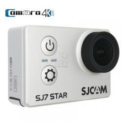 Camera Thể Thao SJCam SJ7 Wifi Action Camera 4K Màu Bạc Silver