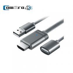 Cáp Chuyển Tín Hiệu USB Sang HDMI Hagibis Chính Hãng Gía Rẻ