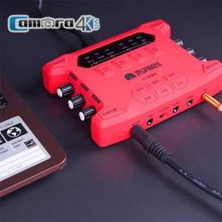Card Âm Thanh Sound Card XOX K108X, Thiết Bị Chuyên Hát Karaoke, Thu Âm