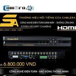 Đầu Ghi Camera 16 Kênh DVR 5A DSA1T016 FULL HD