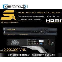 Đầu Ghi Camera 4 Kênh DVR 5A DSA1T04 FULL HD