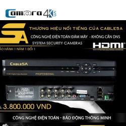 Đầu Ghi Camera 8 Kênh DVR 5A DSA1T08 FULL HD