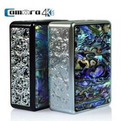 HotCig R150 Carved Abalone Waterproof Box Mod (Chống Nước)