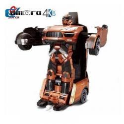 Jiaqi TT664 Ôto biến hình Robot điều khiển từ xa