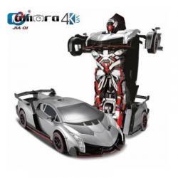 Jiaqi TT667 Ôto biến hình Robot điều khiển từ xa