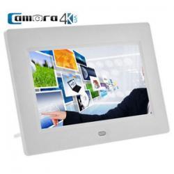 Khung ảnh số Digital Frame GK 7 Inch Màu Trắng