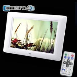 Khung ảnh số Digital Frame GK 9 Inch Màu Trắng